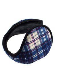 Niebieska czapka EM Men's Accessories na jesień