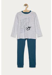 Szara piżama OVS z nadrukiem