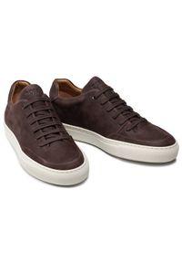 BOSS - Boss Sneakersy Mirage Tenn 50454283 10236142 01 Brązowy. Kolor: brązowy