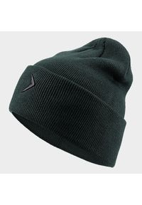 Zielona czapka zimowa outhorn