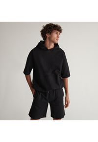 Reserved - Piżama dwuczęściowa - Czarny. Kolor: czarny