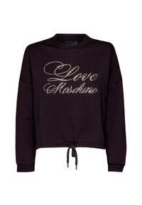 Love Moschino - Bluza LOVE MOSCHINO. Materiał: bawełna