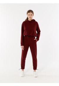outhorn - Spodnie dresowe damskie. Materiał: dresówka. Sport: turystyka piesza
