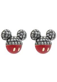Swarovski Kolczyki Pe Mickey 5566691 Czarny. Kolor: czarny