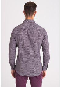 Wielokolorowa koszula Joop! Collection biznesowa, na co dzień