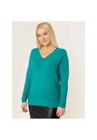 Zielony sweter Persona by Marina Rinaldi