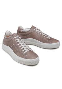 Fly London - Sneakersy FLY LONDON - Somafly P601455002 Lt.Grey. Okazja: na co dzień. Kolor: szary. Materiał: nubuk. Szerokość cholewki: normalna. Styl: sportowy, casual #3