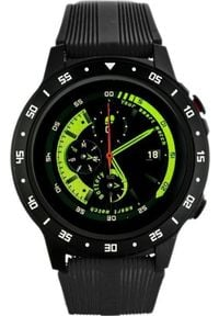 Smartwatch Pacific ZY645A Czarny. Rodzaj zegarka: smartwatch. Kolor: czarny