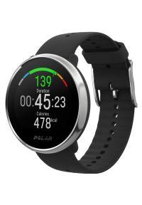 Czarny zegarek POLAR sportowy #3