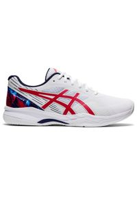 Asics - Buty tenisowe męskie na każdą nawierzchnię ASICS GEL GAME 8 NOVAK. Materiał: mesh. Szerokość cholewki: normalna. Sport: tenis