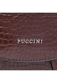 Brązowa listonoszka Puccini