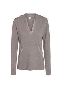 Brązowy sweter Deha