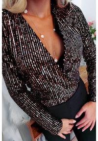 Bluzka IVET w kolorowe wzory