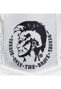 Białe sneakersy Diesel