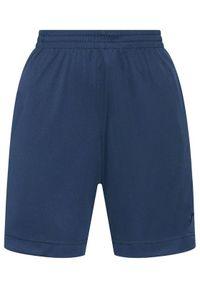 Joma Szorty sportowe Miami 100785.331 Granatowy Regular Fit. Kolor: niebieski