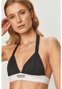 Czarny biustonosz sportowy LABELLAMAFIA z odpinanymi ramiączkami