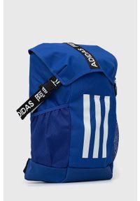 adidas Performance - Plecak. Kolor: fioletowy