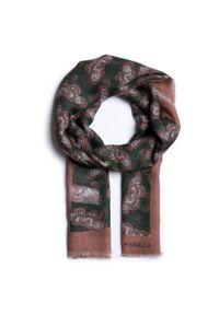 Zielony szalik Marella