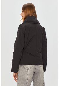 Czarna kurtka MAX&Co. na co dzień, casualowa, bez kaptura