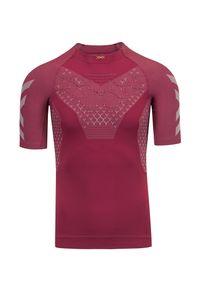 Koszulka męska X-Bionic TWYCE 4.0 RUNNING. Materiał: włókno, skóra, tkanina. Sport: bieganie
