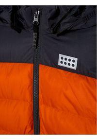 Pomarańczowa kurtka puchowa LEGO Wear