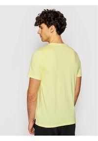 Puma T-Shirt Intl 599804 Żółty Regular Fit. Kolor: żółty #4