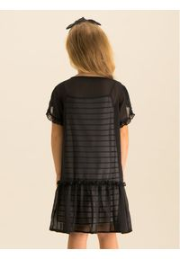 Czarna sukienka Primigi na co dzień, casualowa, prosta