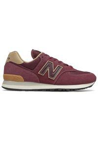 New Balance ML574BG2. Materiał: zamsz, materiał. Szerokość cholewki: normalna. Model: New Balance 574
