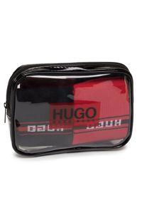 Czarne skarpetki Hugo