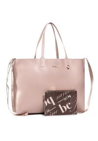 Różowa torebka Blumarine