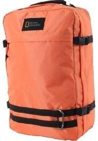 National Geographic Plecak turystyczny Hybrid pomarańczowy 32l (11801). Kolor: pomarańczowy