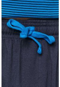 Niebieska piżama Henderson
