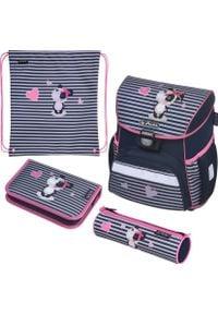 Herlitz Plecak szkolny Loop Plus Sweet 15L granatowo-różowy. Kolor: niebieski, różowy, wielokolorowy