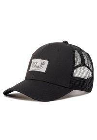 Czarna czapka Jack Wolfskin