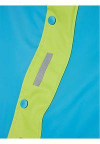 Playshoes Kurtka przeciwdeszczowa 408596 D Niebieski Regular Fit. Kolor: niebieski #3