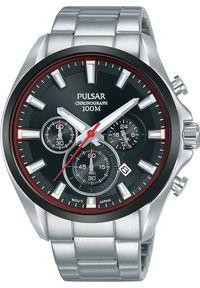 Zegarek Pulsar Zegarek Pulsar męski chronograf PT3A25X1 uniwersalny