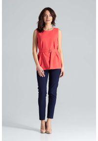 Pomarańczowa bluzka Katrus