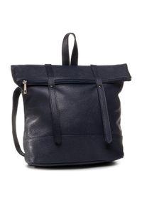 Niebieski plecak Creole casualowy