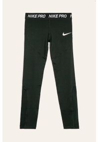 Czarne legginsy Nike Kids