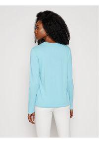 Niebieska bluzka Polo Ralph Lauren polo