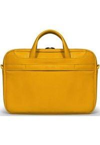 Żółta torba na laptopa PORT DESIGNS elegancka
