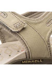 Szare sandały trekkingowe Merrell