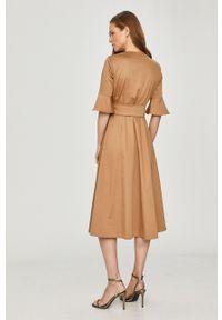 Sukienka Pennyblack rozkloszowana, gładkie