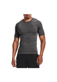 Koszulka meska Under Armour HeatGear Armour SS Comp 1361518. Materiał: materiał, elastan, tkanina, skóra, poliester