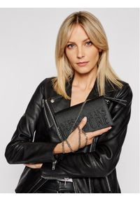Versace Jeans Couture Torebka E3VWAPR6 Czarny. Kolor: czarny