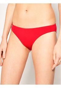Czerwone dół bikini Seafolly
