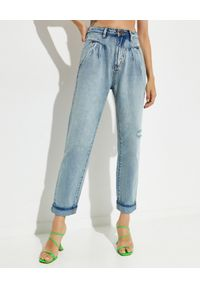 ONETEASPOON - Spodnie jeansowe Hendrixe Streetwalkers. Kolor: niebieski