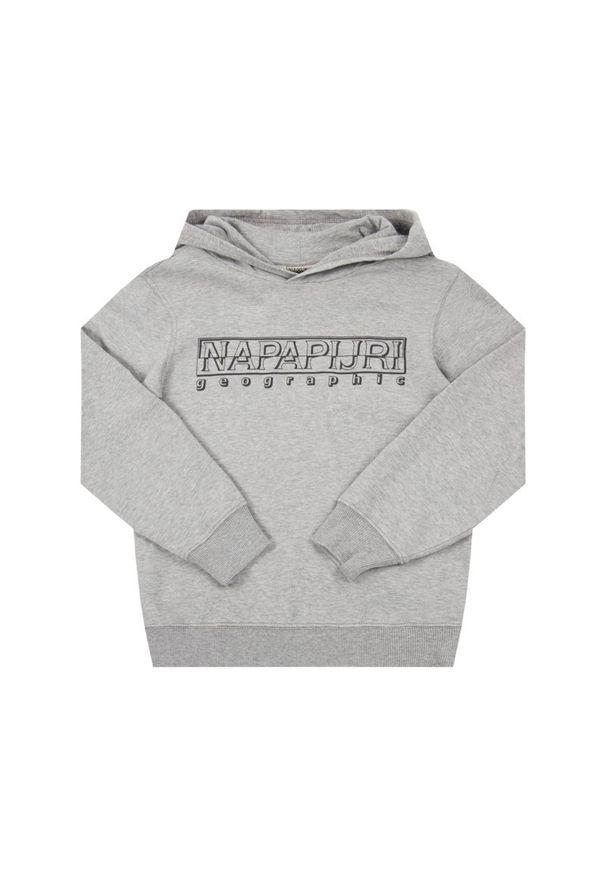 Szara bluza Napapijri