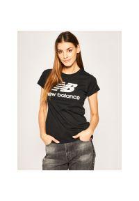 Czarny t-shirt New Balance