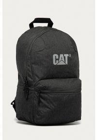 CATerpillar - Caterpillar - Plecak. Kolor: szary. Wzór: nadruk